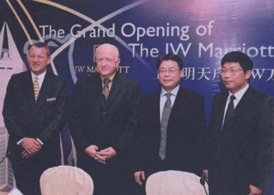 Grand Opening of the JW Marriott
