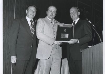 Man of the Year for Sales, 1976