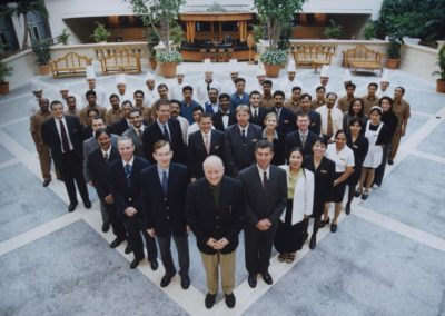 JW Dubai Team, 2003