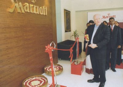 Opening of Marriott India Regional Office