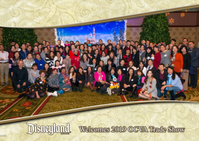 Orange County Visitor Association (OCVA) Trade Show Dinner